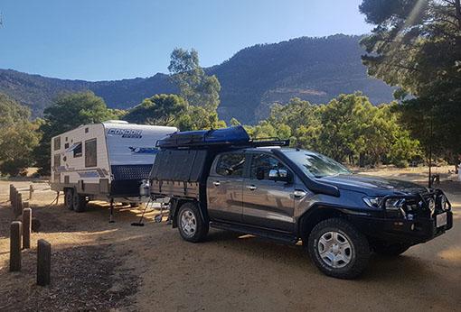 Melbourne Quality Manufactured Condor Caravans
